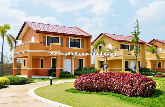 Camella Bucandala House and Lot for Sale in Cavite Philippines