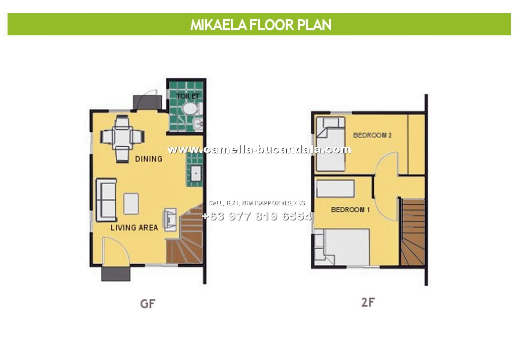 Mikaela  House for Sale in Cavite