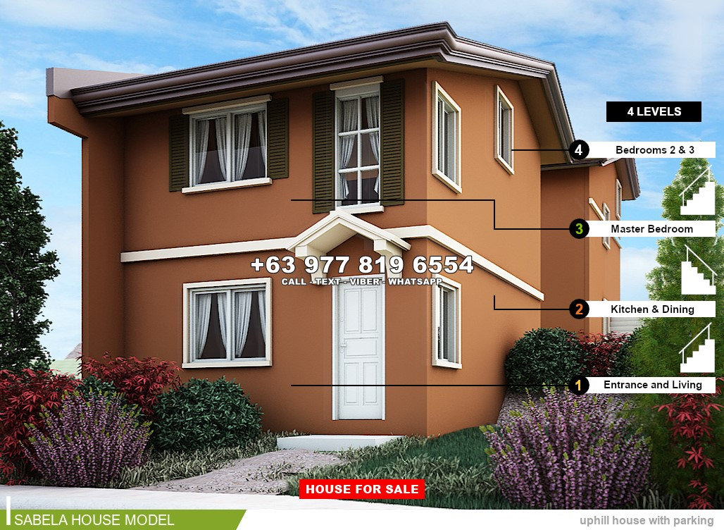 Isabela House for Sale in Cavite