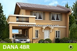 Dana House and Lot for Sale in Cavite Philippines