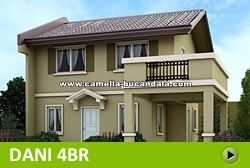 Dani House and Lot for Sale in Cavite Philippines