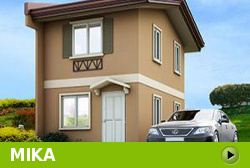 Mika House and Lot for Sale in Cavite Philippines