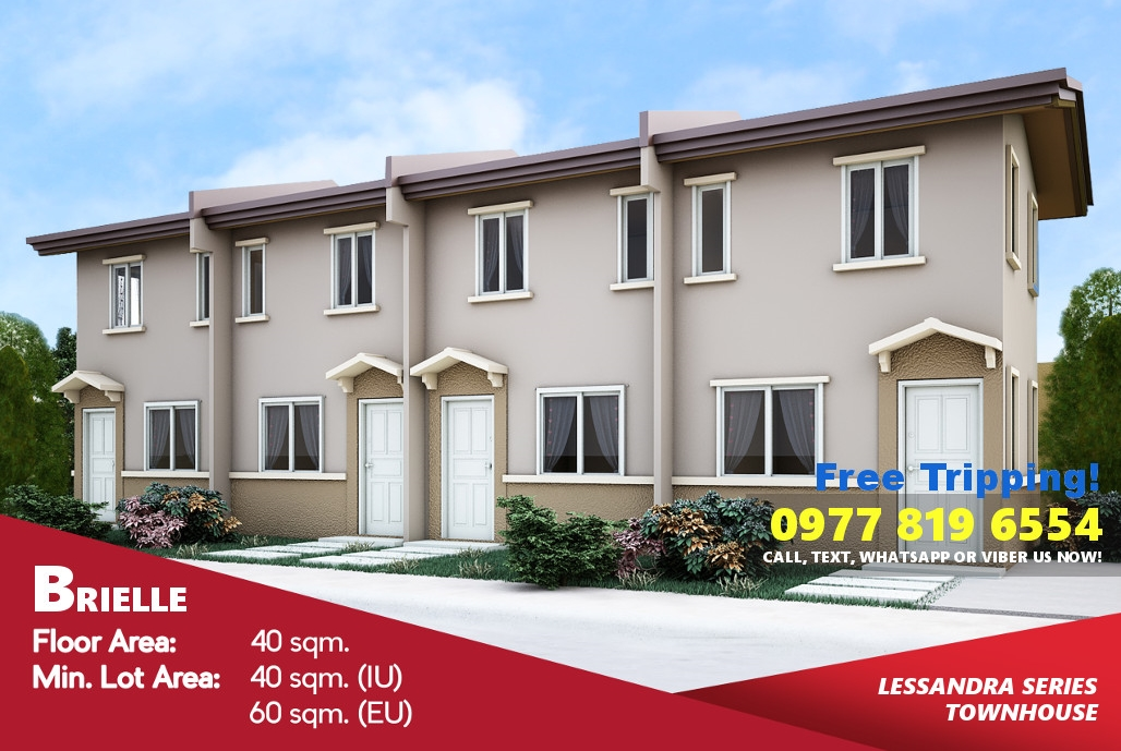 Brielle House for Sale in Cavite
