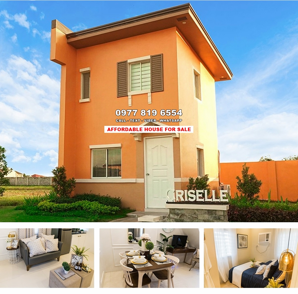 Criselle House for Sale in Cavite