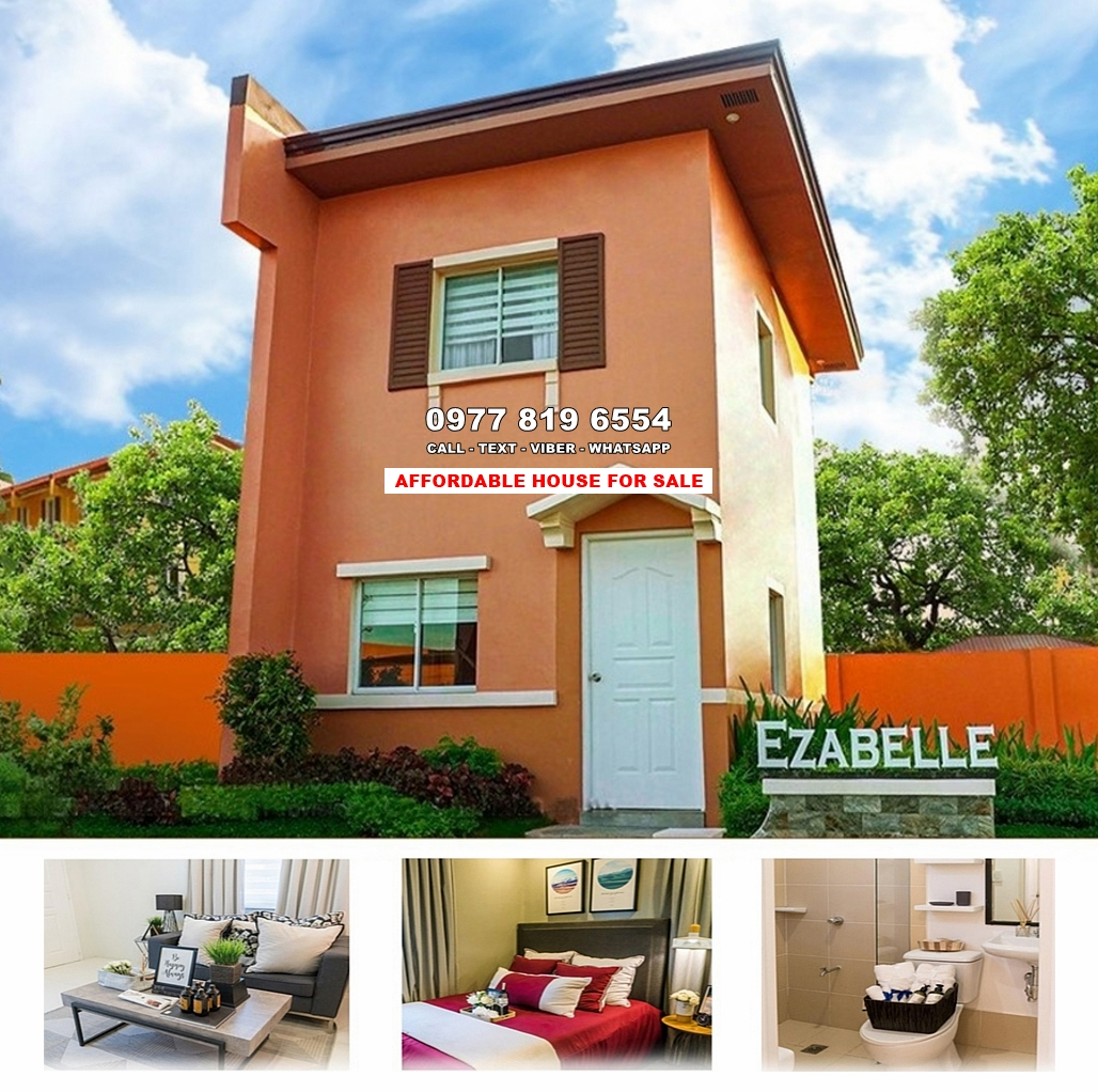 Ezabelle House for Sale in Cavite
