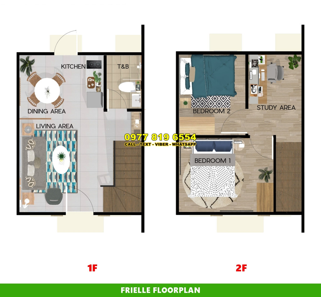 Frielle  House for Sale in Cavite