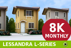 Lessandra Affordable Houses in Camella Bucandala